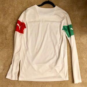 Puma Tops - Puma Italia Soccer Jersey Top Shirt Italy Small